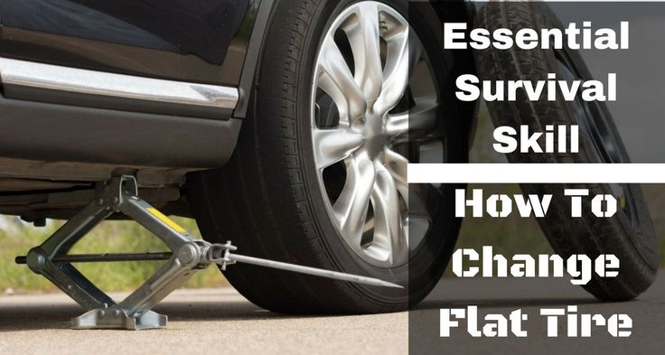 Video: How to Change a Flat Tire - 1776PatriotUSA.com    Check out our other boards for all things Survival & Preparedness.