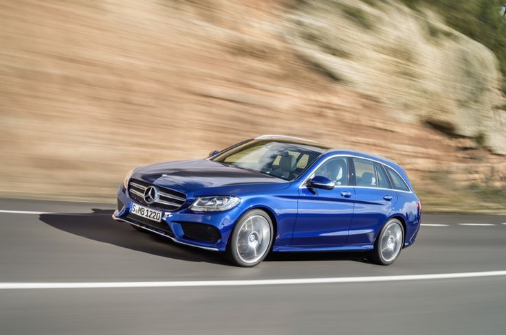 Mercedes-Benz C-Class Estate Photo Gallery - Autoblog