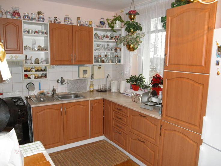 Kuchyňa jelša sektor - BMV Kuchyne