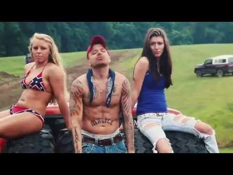 Mini Thin - City Bitch (Official Video) Country Rap Redneck hick hop music - YouTube