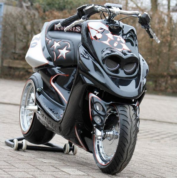 mbk booster rocket lc rocktro 50cc scooters. Black Bedroom Furniture Sets. Home Design Ideas
