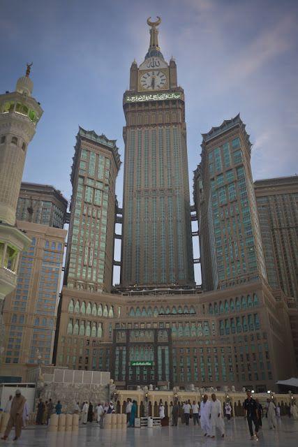 Zam Zam Tower, Makkah
