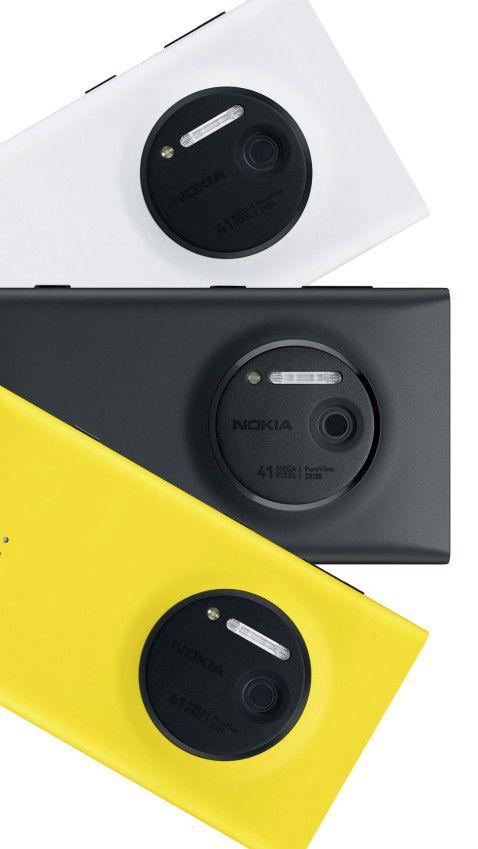 Nokia Lumia 1020 - 41 megapixels - PureView ZEISS