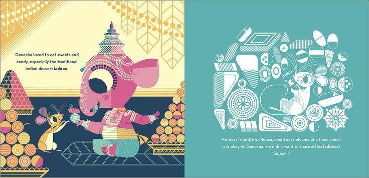 Sanjay Patel : Ganesha's Sweet Tooth
