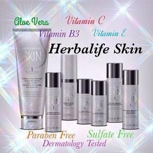 Herbalife Skin The best healthy skin care that actually works!!! And smells amazing! www.goherbalife.com/sarareynolds