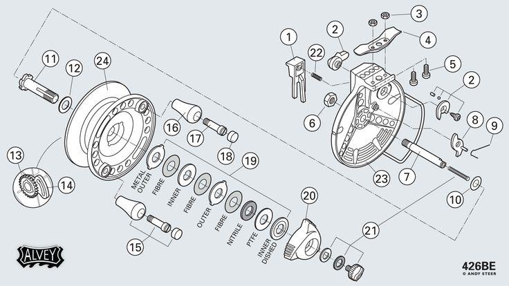17 beste afbeeldingen over angling knots op pinterest