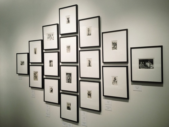 Malick Sidibe Photo Exhibition at agnes b. galerie New York
