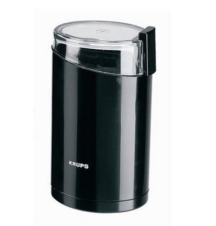 KRUPS 203-42 Electric Spice and Coffee Grinder with Stainless Steel Blades,