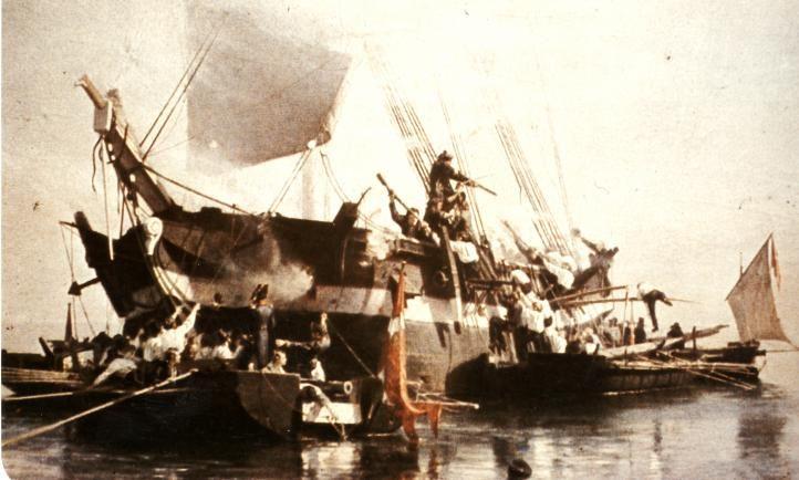 Kanonbåtkrigen og opptakten til 1814