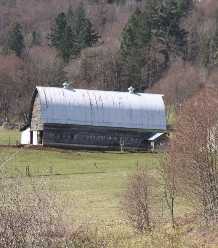 Barns in every shape and size