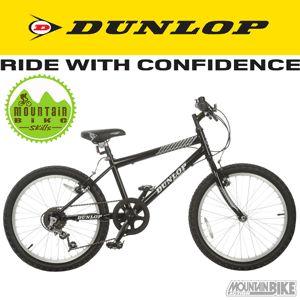Bicicleta baieti 7-9 ani Dunlop Decade Mountain Bike 20 inch