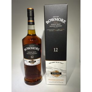 Bowmore 12 Year Old - Enigma 1 Litre
