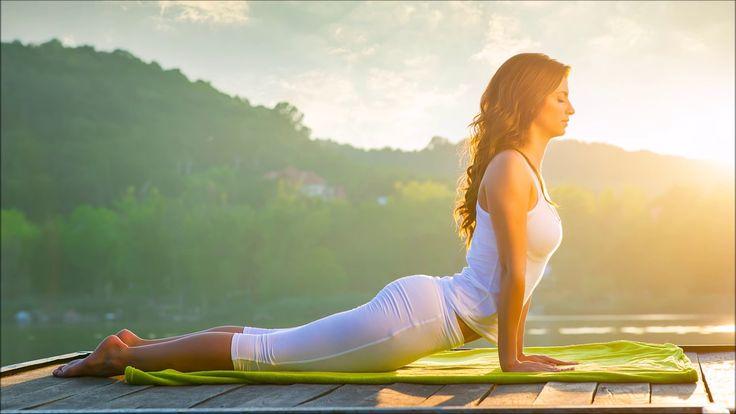 Meditationsmusik Wasser - Entspannungsmusik Yoga - Musik zum Entspannen ...