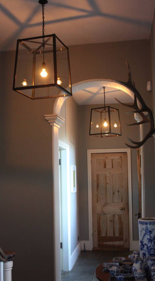 Are you interested in our contemporary lighting? With our metal and glass ceiling pendant you need look no further.