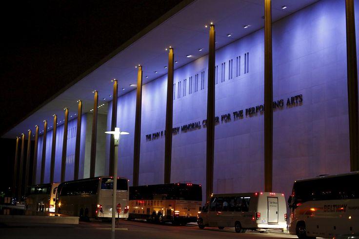 The Kennedy Centre in Washington, US.  Photograph: Yuri Gripas/Reuters