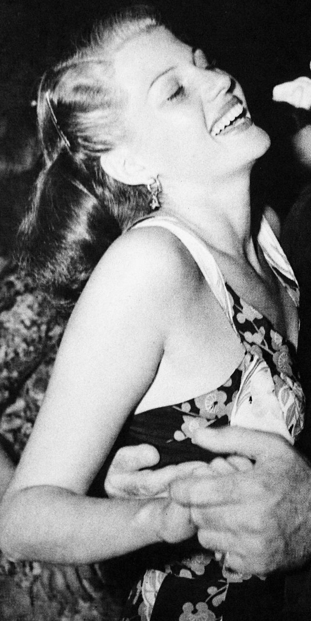 """""""She was a beautiful, talented, warmhearted woman who had the greatest sense of humor. At the same time, she was a sharp, fiery lady who was full of spunk and had a flashy temper. I think she was probably too nice for Hollywood—she wasn't tough enough."""" -Princess Yasmin Aga Khan about her mom, Rita Hayworth"""