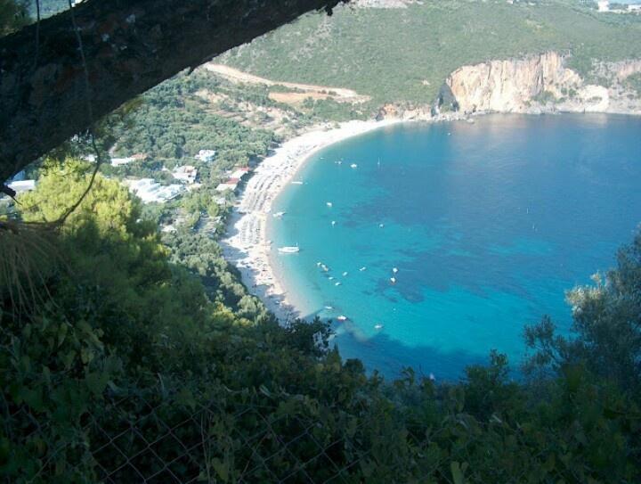 Lichnos beach Parga Greece