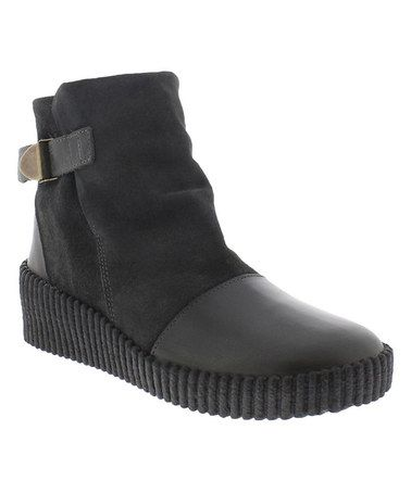 Diesel Rug & Oil Acid Suede Leather Buckle Boot #zulily #zulilyfinds