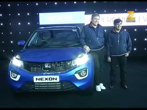 Tata Motors launches much awaited compact SUV Nexon in India