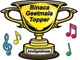Binaca Geetmala - Year wise (1953 to 1993) List of topper songs - Lyrics of Hindi Film Songs