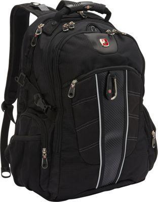 Swiss Gear Black Backpack – TrendBackpack