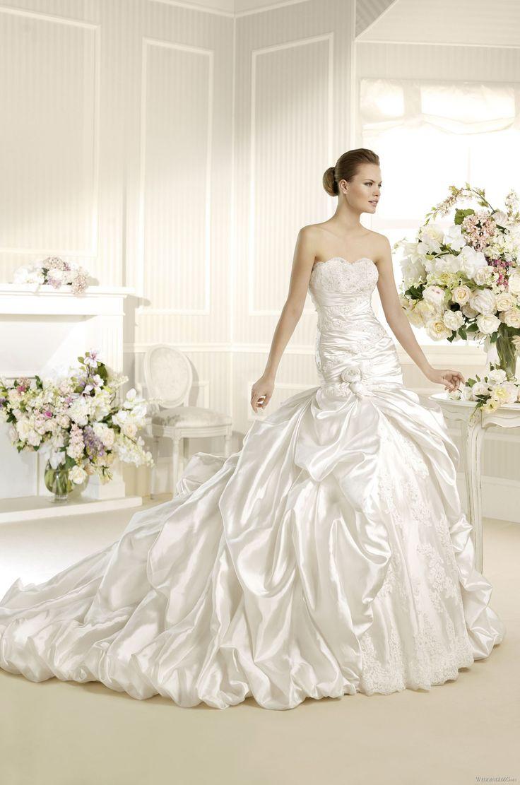 64 besten Brautmode Schweiz Bilder auf Pinterest | Brautkleider ...
