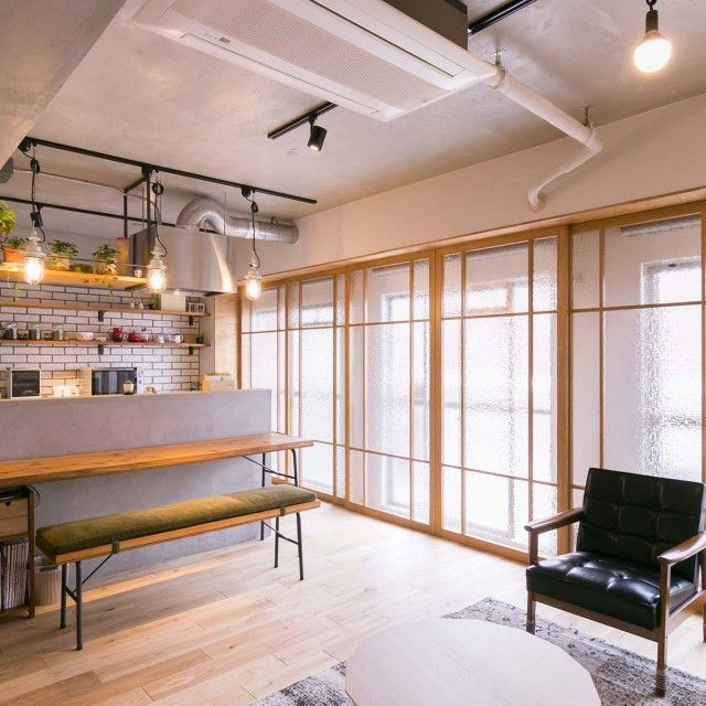 056 DAIRY+|リノベ事例|リノベーションを名古屋で。reno-cube(リノキューブ)