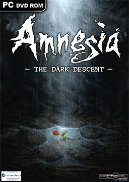 Amnesia: the dark descent This game is a BLAST to play with a group of people in a dark basement...so fun!
