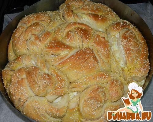 "Рецепт: Хлеб ""Ностальгия по Болгарии"""