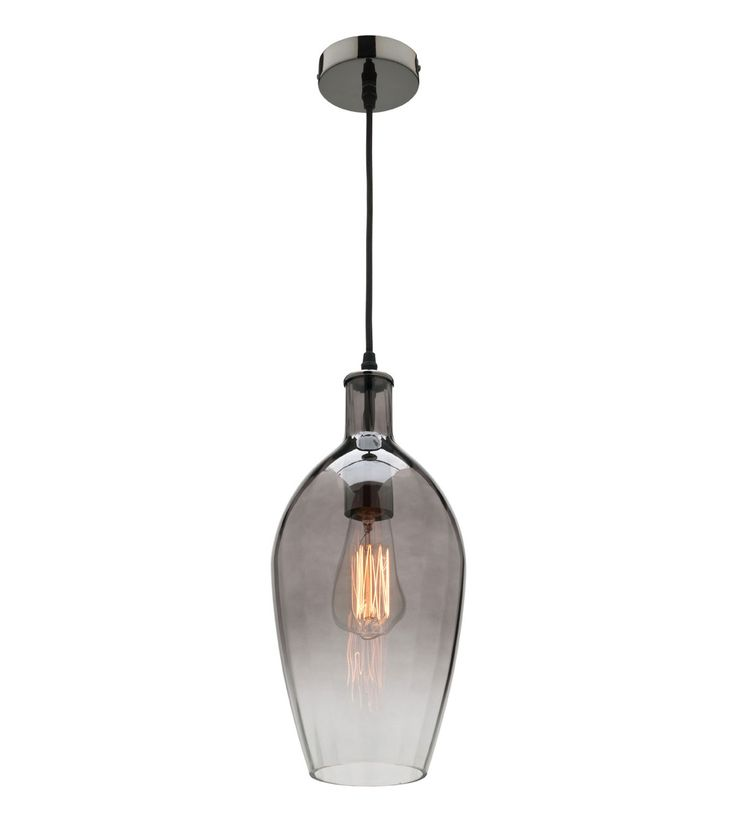 Buy Mercator Lighting's Belmont Smoke Pendant - MG2331SMK at OnlineLighting.com.au. Visit our online store today or call us at 1300 791 345!