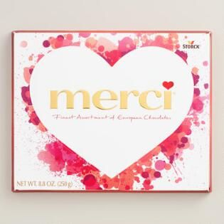 Storck Small Merci Chocolate Box