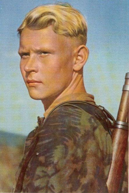 Tarnmuster der Deutschen Armee
