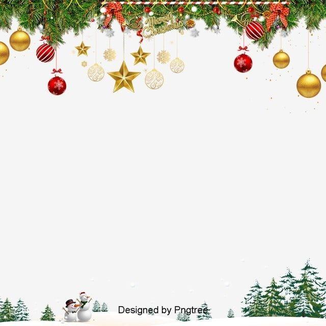 シンプルな質感のクリスマスボーダー クリスマス 土地 クリスマスベル画像とpsd素材ファイルの無料ダウンロード Pngtree 크리스마스 클립 아트 메리 크리스마스 카드 크리스마스 그림
