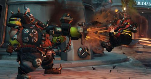 Overwatch fights toxic players by muting them on...