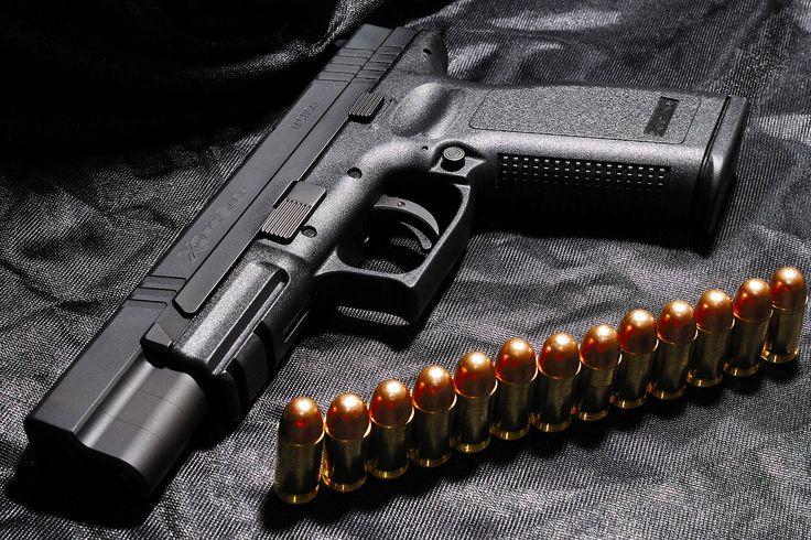 Springfield XD .45 ACP Tactical