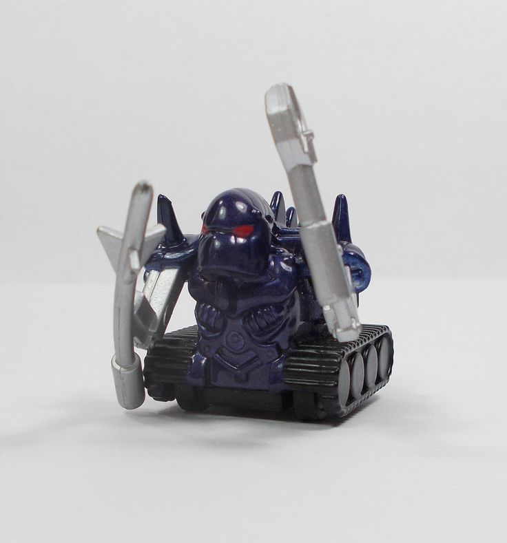 Robot Wars - Sir Killalot Minibots Toy Figure - BBC 1998 Logistix (1)