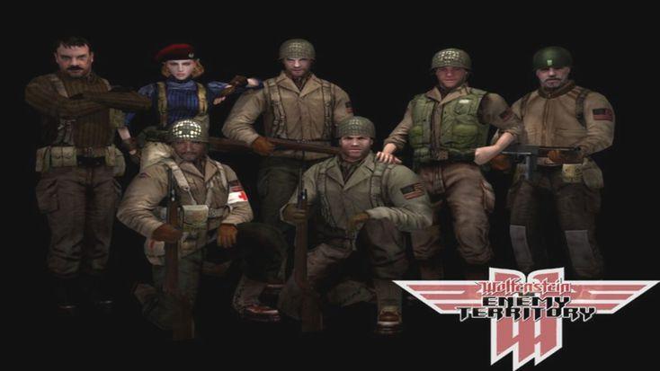 Enemy Territory: Legacy
