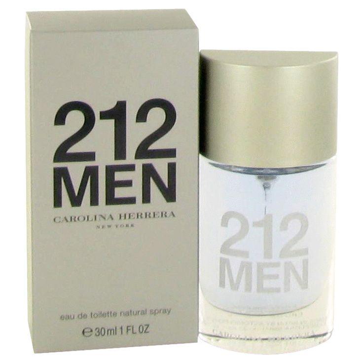 The 212 Man at scentualdesire.com