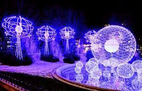 mes idees de sorties sympa: Illumination de fin d'année 2014 des Champs Elysée...