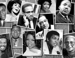 13 Ways to Celebrate Black History Month. The struggles and successes of many African-American personalities, from civil rights leaders to children's authors, are rich fodder for classroom discussions and student research. Try these activities to inspire your students in the arts, sports, social studies, and more.