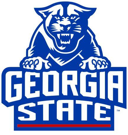 Panthers, Georgia State University (Atlanta, Georgia) Div I, 1st Conf: Sun Belt  #Panthers #Atlanta #NCAA (L6085)