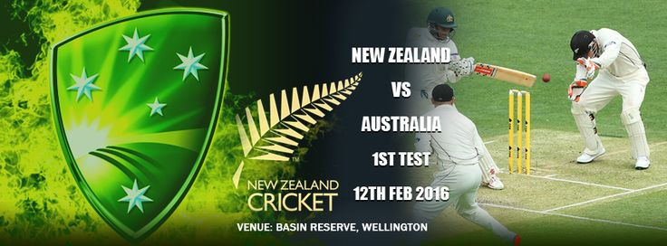 #New #Zealand will take on #Australia in the first of the two Tests scheduled between the two nations at Basin Reserve, Wellington from 12 February.  The hosts have completed a 2-1 ODI series win over #Steve #Smith's Australia to give a proper send-off to their skipper #Brendan #McCullum. The #Black #Caps will now turn their attention to the longer format of the game.  Enter your best #Fantasy team and show your skill only at https://www.draftindia.in