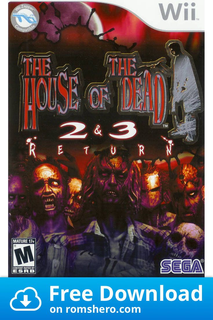 Download The House Of The Dead 2 3 Return Nintendo Wii Wii