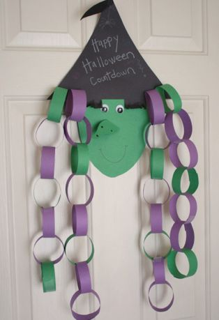 31 easy halloween crafts for preschoolers thriving home - Preschool Crafts For Halloween