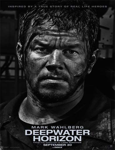 Poster de Deepwater Horizon (Horizonte profundo)