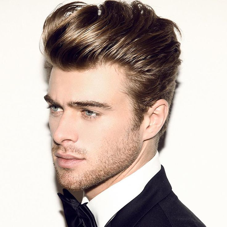 Men's Hair Styling Tips 11 Best Gallery Images On Pinterest  Brooklyn Gallery And Barber
