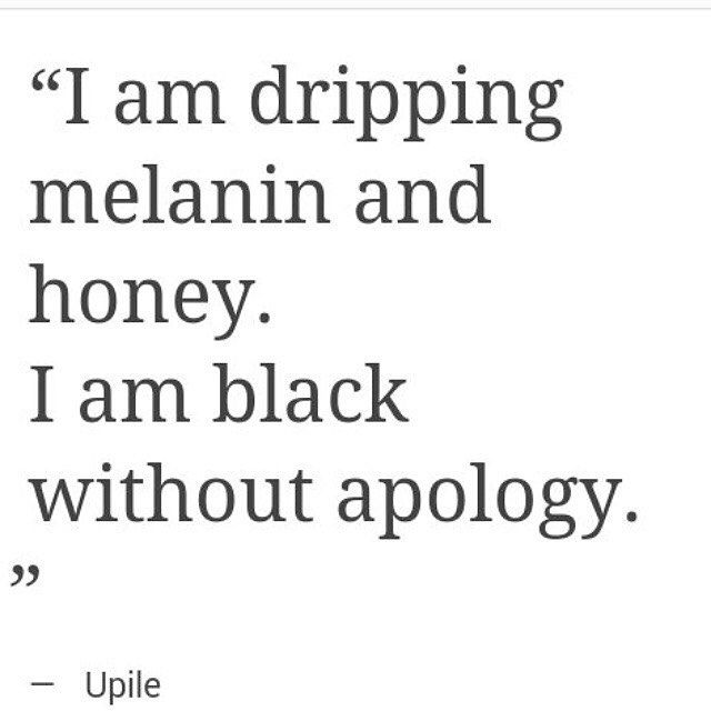 Always remember...  ~ @beingupile #melanin #quote #softmagic