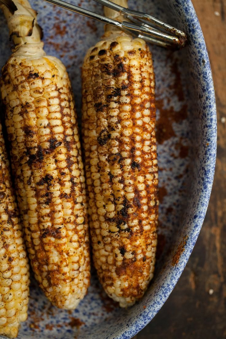 Adobo Grilled Sweet Corn