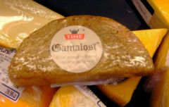 "Gamalost (also Gammelost, Gammalost), which translates as ""old cheese"", is a pungent traditional Norwegian cheese, which was once a staple of the Norwegian diet. Like many traditional Norwegian foods, such as flat bread, dry salted meats and stockfish, Gamalost could be stored for long periods without refrigeration.  It smelled rancid!!  But like Limburger cheese in Germany it is well liked by the old people."