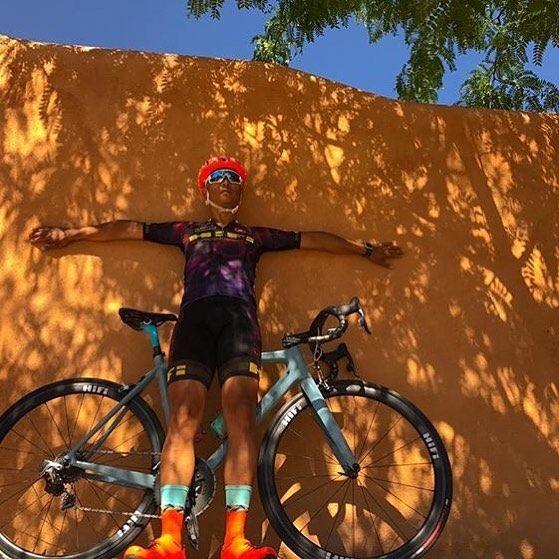 That Friday Kind of Feeling! : @robbiedou #llkitsandsocks #standout #bedifferent  #hbstache #mtb #wielrennen #cycling #sockdoping #sockgame #socks #sockswag #cyclingkit #cyclingsocks #newkitday #kitdoping #womenscycling #outsideisfree #fromwhereiride #cyclingapparel #cyclingphotos #cyclingphoto #wymtm #instacycling #instasocks #cool #style #fashion